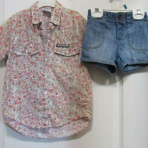 Other - Kids Shorts 3 T - Blouse size 3